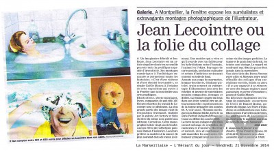 Jean Lecointre ou la folie du collage Image 1